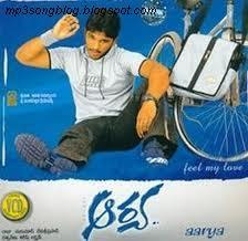 Arya 2004 Hindi Dubbed Movie Watch Online