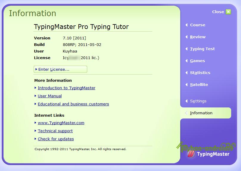 TypingMasterPro
