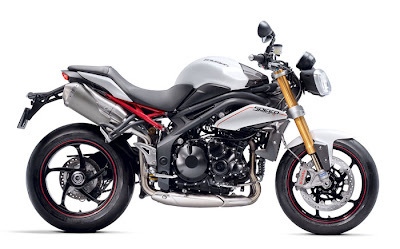 2012 Triumph Speed Triple R Picture