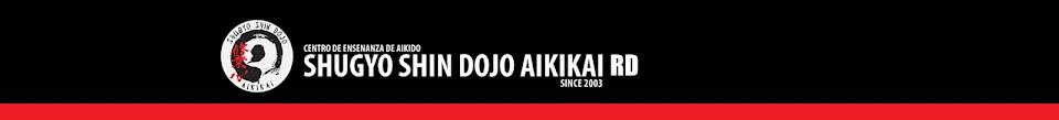 SHUGYO SHIN DOJO AIKIKAI RD