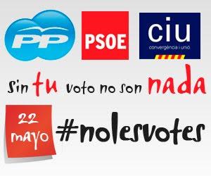 No votes a ningu