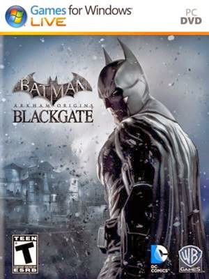 Download Batman Arkham Origins Blackgate Deluxe Edition Pc Game Torrent