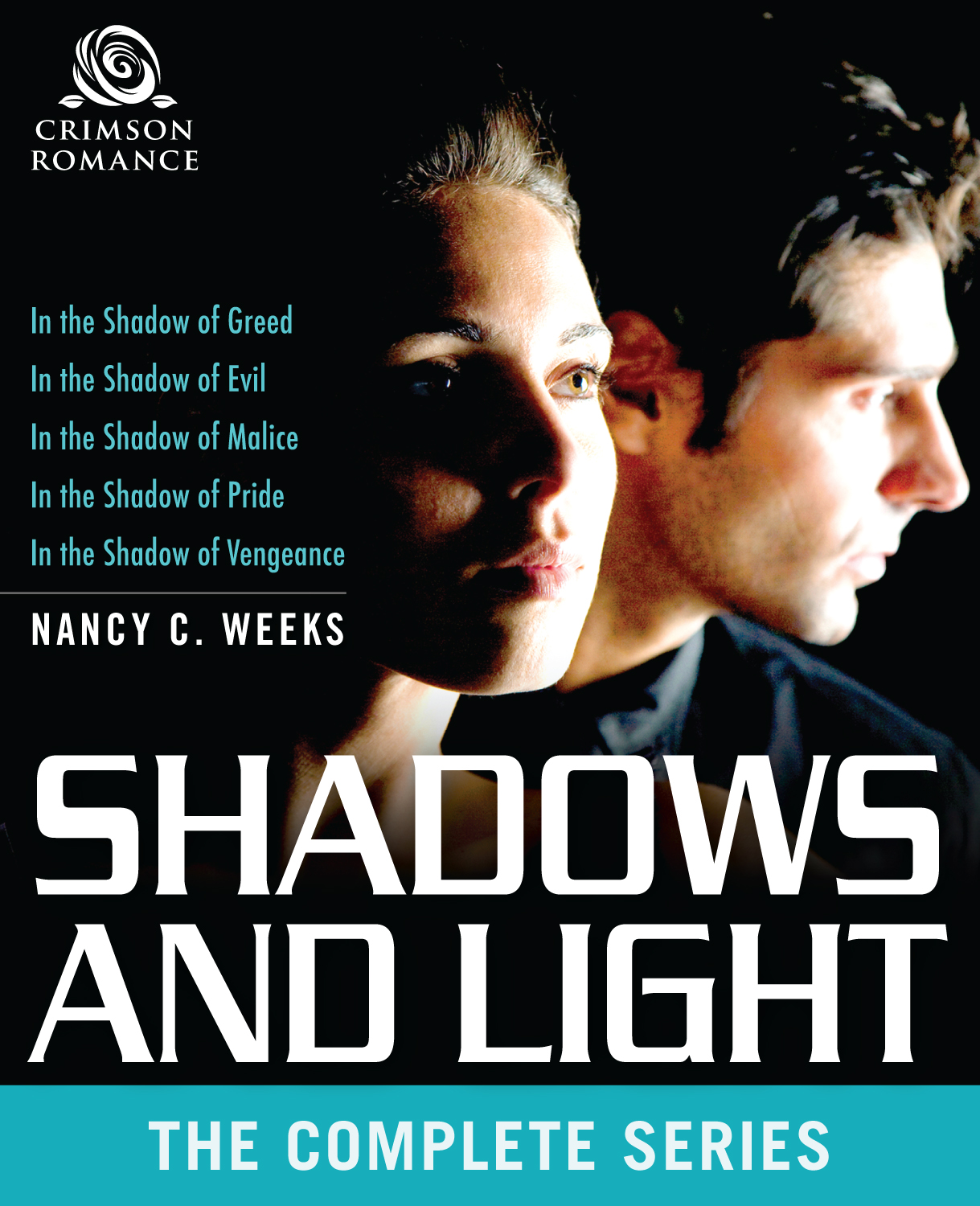 SHADOWS AND LIGHT: THE COMPLETE SERIES ONLY 99 CENTS