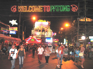 Thailand - Bangla Road Nightlife – Patong Beach
