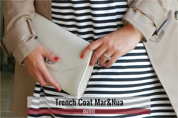 Trench Coat Mar&Nua · Outfit