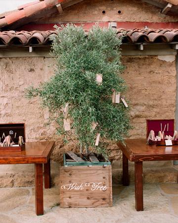 Árbol natural para mensajes