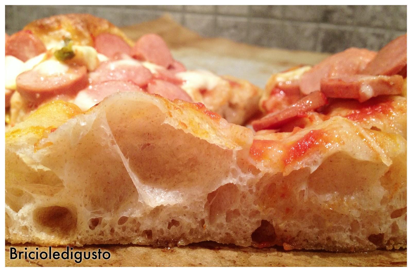 Appunti di cucina a 360 pizza di gabriele bonci for Pizza con planetaria