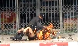 Bom Meletup Silap salah Meledak Thailand Pemusnah Bom