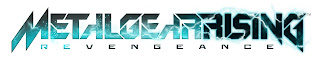 metal gear rising revengeance logo Metal Gear Rising: Revengeance   Ultimate Edition (PS3)   Now Available On PSN