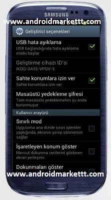 Samsung Galaxy S3 Nasıl Root Edilir?