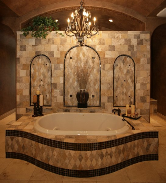 Beau Click The Image To Enlarge The Images And Find Your Ideas By Looking At The  Images Below About Tuscan Bathroom Ideas.