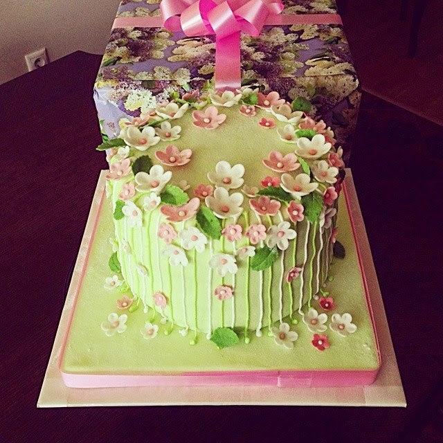 Твой дом торт на день рождения