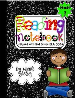 Third Grade Tidbits: Notebook Love (RAVING review ahead)