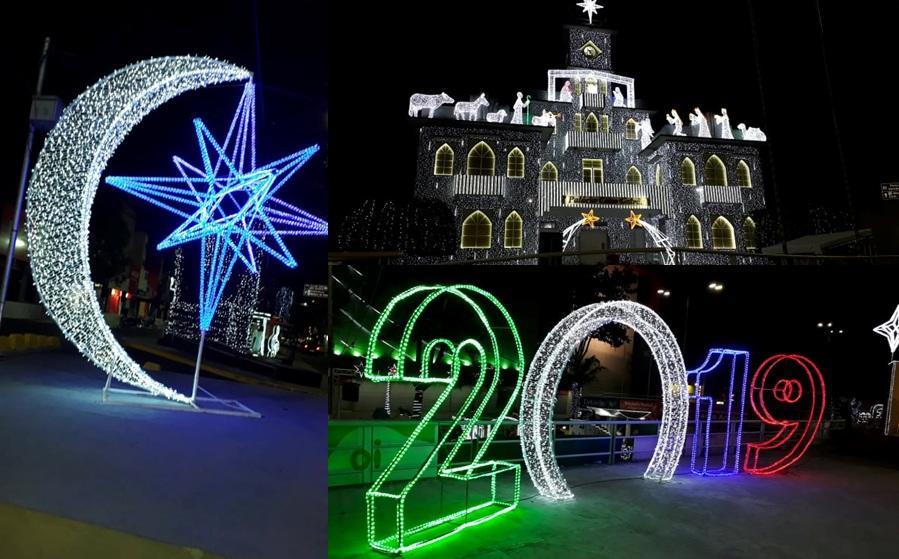 Garanhuns (PE) deixa turistas fascinados, tamanha sua beleza, além de uma linda iluminação na 'Magi