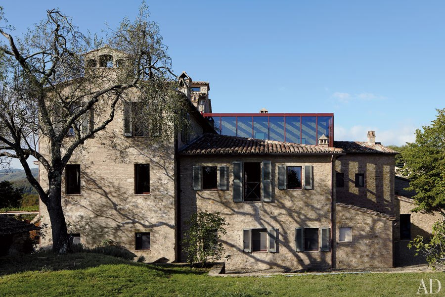 a life s design Italian Farmhouse
