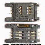 sim reader connector