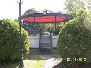 Coreto no Jardim