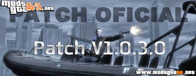 IV - Patch V1.0.3.0