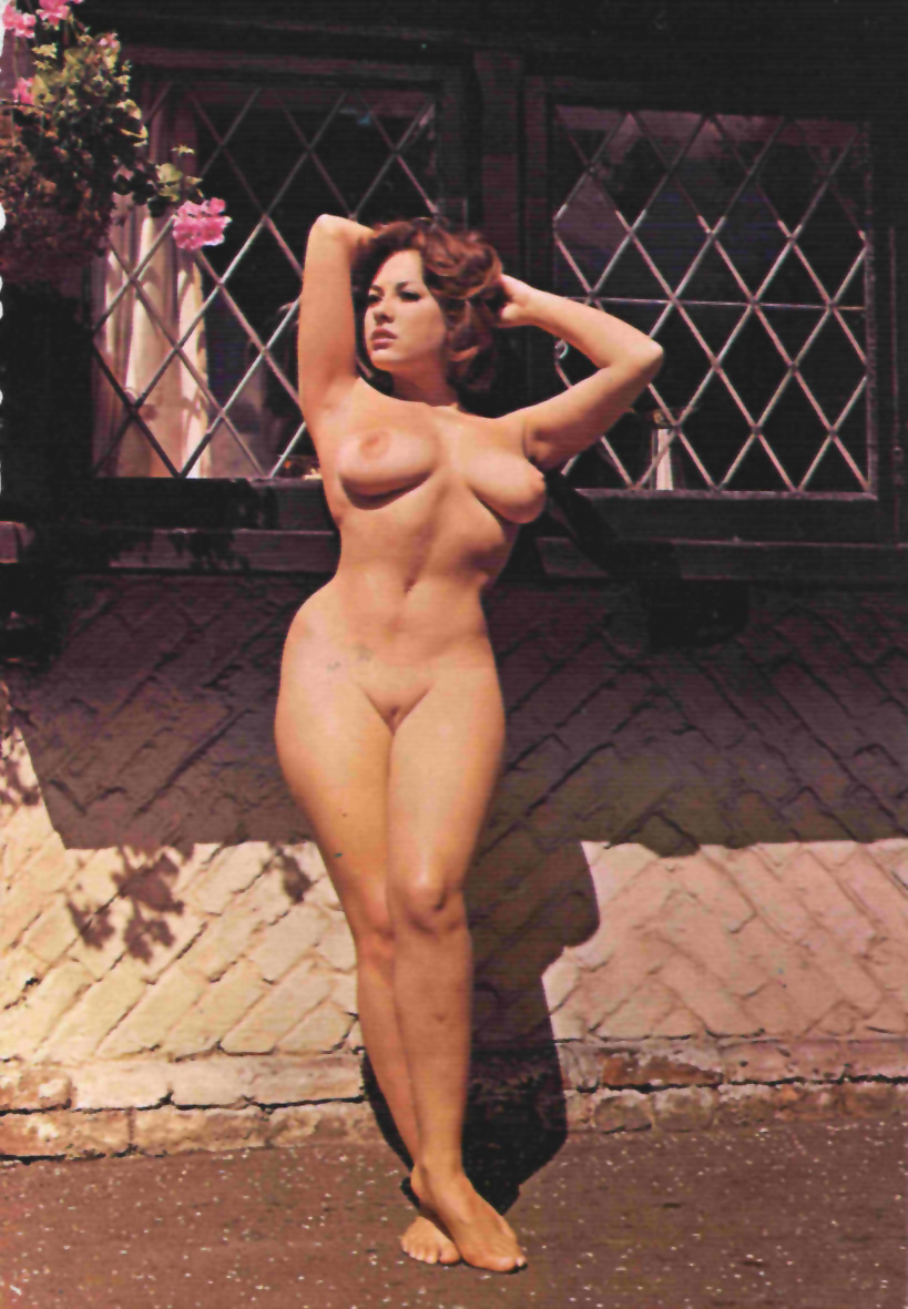 Nude pinups vintage