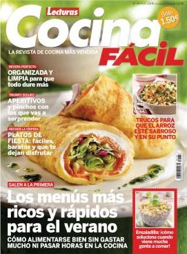 Descargar revista lecturas cocina f cil agosto 2013 pdf - Revista cocina facil lecturas ...