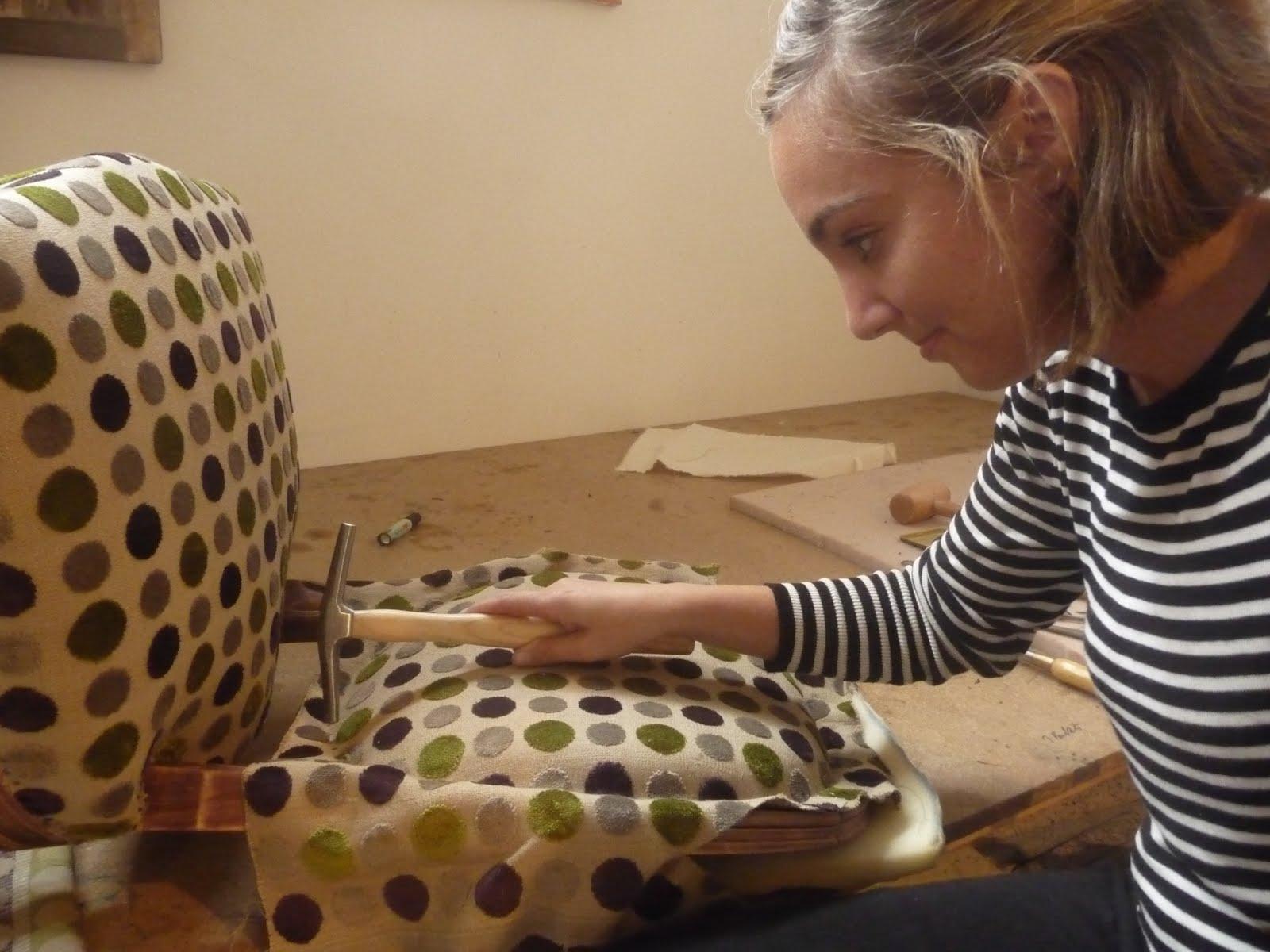 Stages tapissier d 39 ameublement paris stage r fection de - Cours de tapisserie d ameublement paris ...