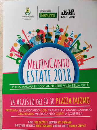 Melfincanto Estate 2018