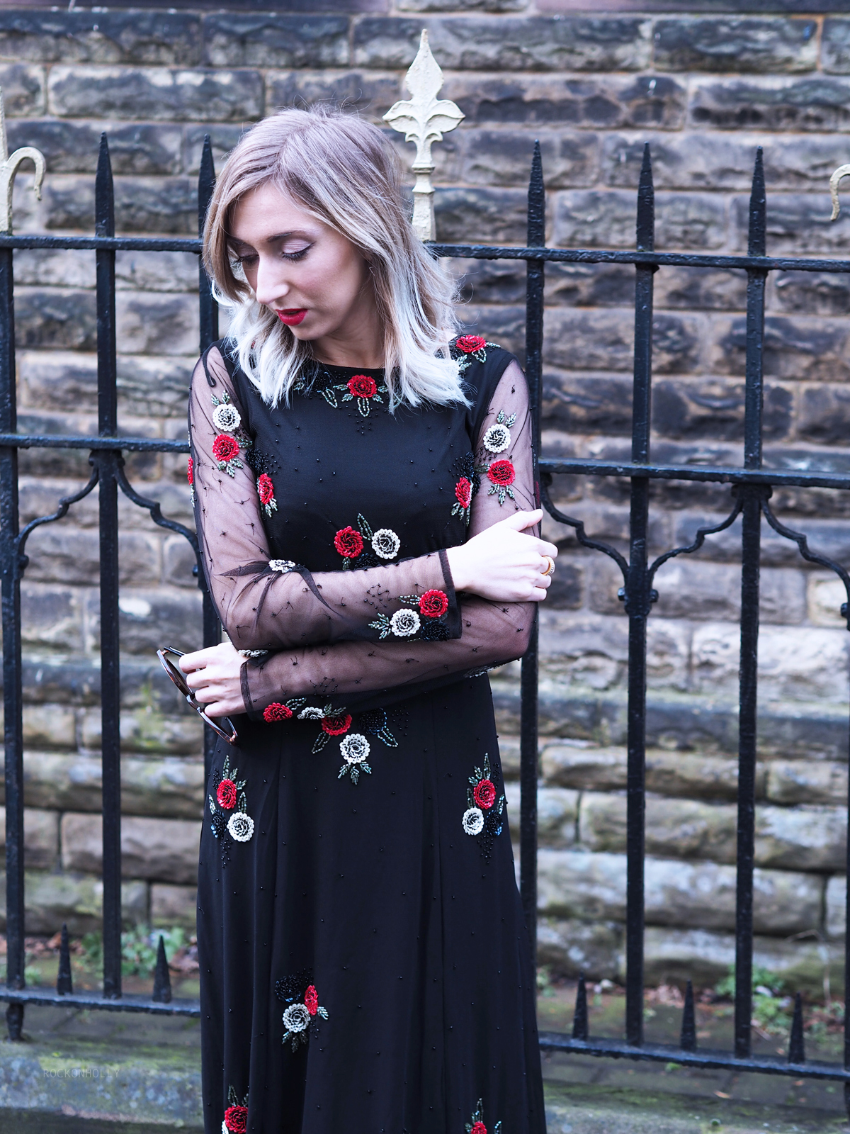 Frock And Frill Dress On The Rock On Holly Blog