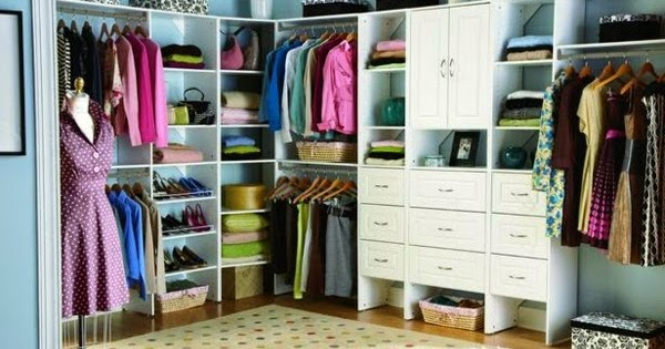 functional ideas for how to build a walk in closet design in your home