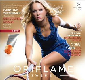 Conhece o novo catálogo Oriflame