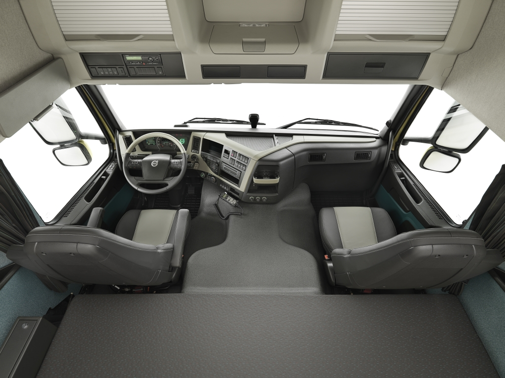 volvo truck 2015 interior. volvo trucks presents the new fm truck 2015 interior