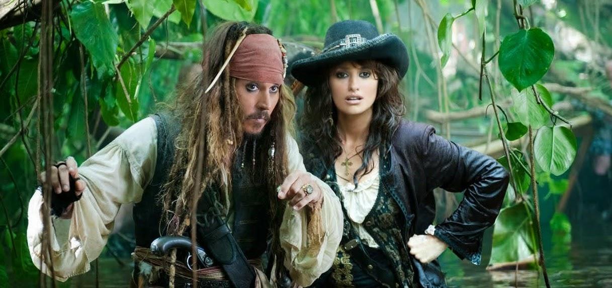 Jerry Bruckheimer espera que filmagens de Piratas do Caribe: Os Mortos Não Contam Histórias comecem em 2015