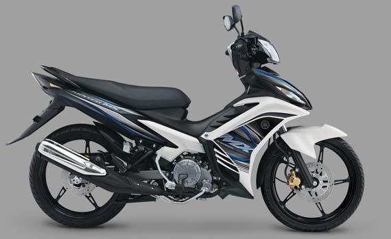 Spesifikasi Motor Yamaha Jupiter Mx 2012