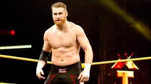 Sami Zayn NXT WWE wrestling wrestlers