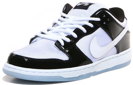 low priced 82447 d7747 ... norway coming in a white and black colorway this nike dunk low pro sb  is set