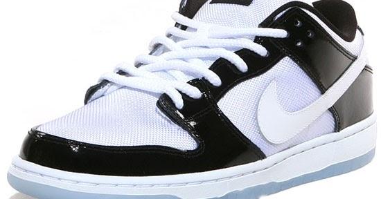 "Steve White Vw >> ajordanxi Your #1 Source For Sneaker Release Dates: Nike Dunk Low Pro SB ""Concord"" Black/White ..."