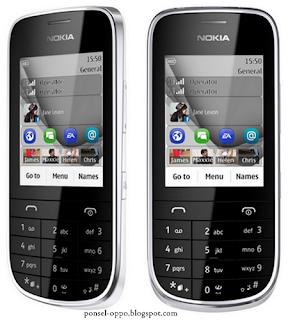 Harga HP Nokia Asha 202 terbaru