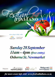 Festival Italiano '14, Osborne St and Kent St, Newmarket, 28 September 2014