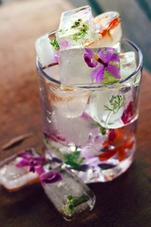 15 Mocktails made with Garden Herbs