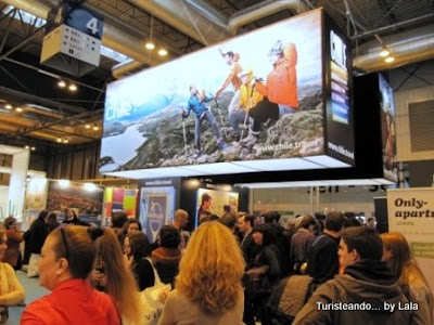 travel bloggers meeting Fitur