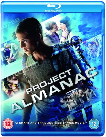 Project Almanac 2015 Hindi Dubbed BluRay Download