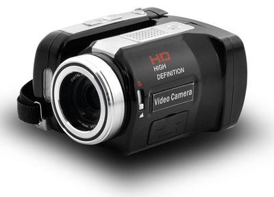 720P Handheld HD Digital Camcorder