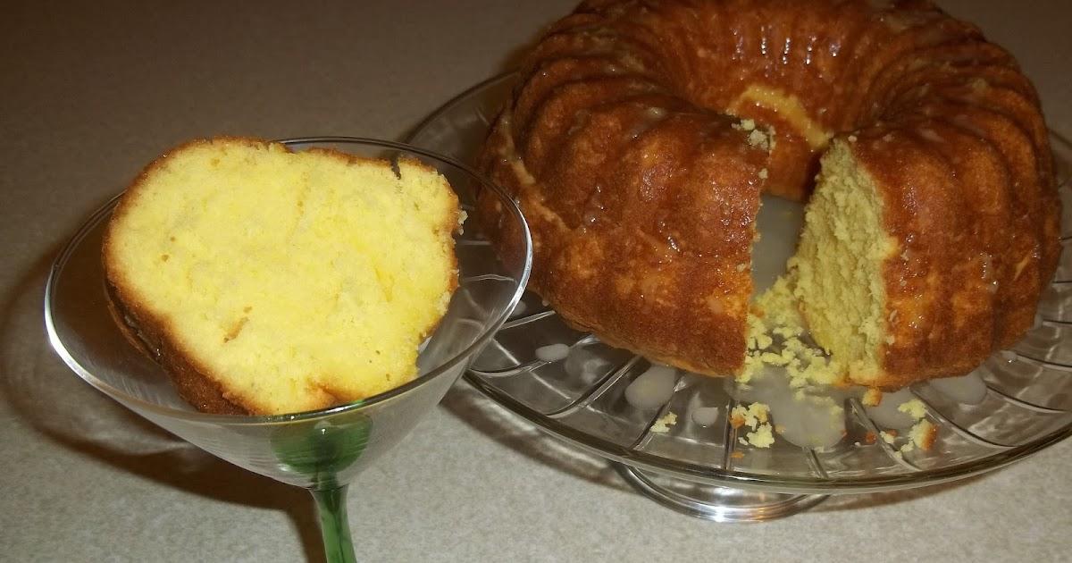 Lemon Bund Cake