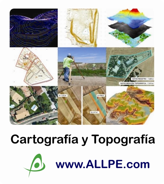 Empresa de topografia, estudios topograficos