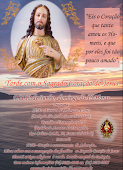 Convite -Uma tarde com o Sagrado Coração de Jesus