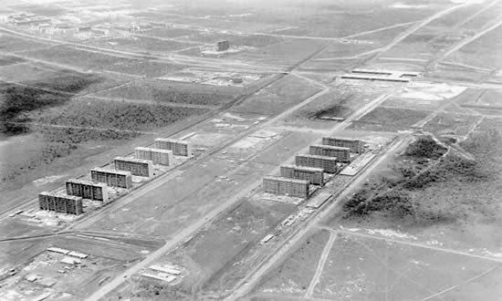 Ultimate Collection Of Rare Historical Photos. A Big Piece Of History (200 Pictures) - Brasilia City