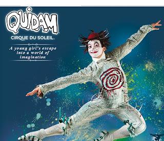 Cirque du Soleil, Quidam, Pittsburgh