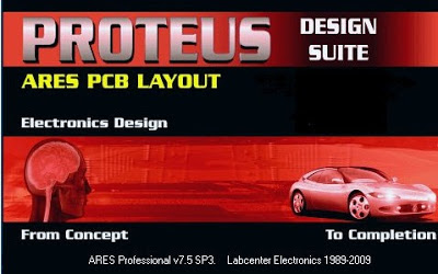 Free Download Electronic Software Proteus 7.5 ISIS Digital Simulation full Version