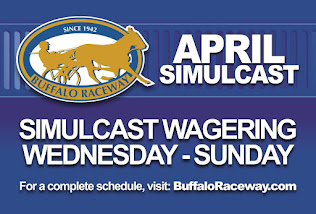 April Simulcast Schedule