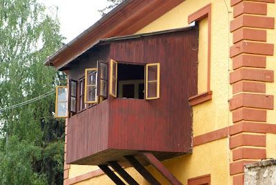 ביתו של מפקד המחנה