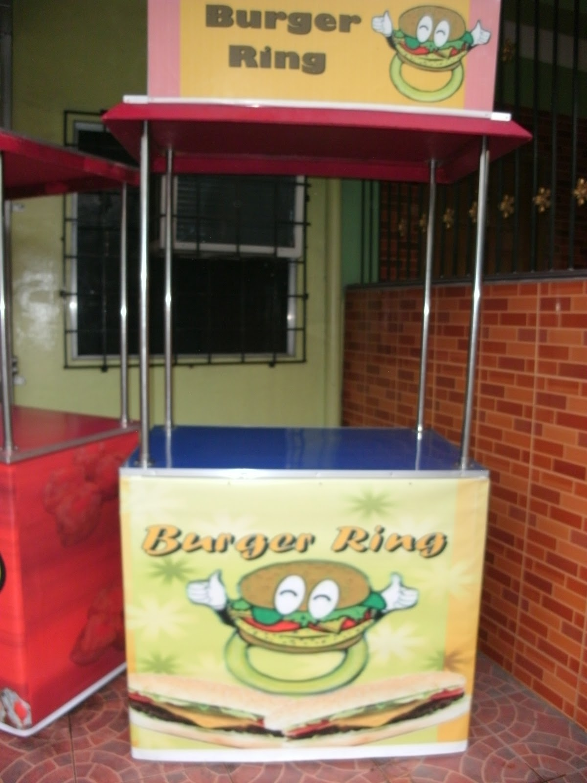 burger machine franchise